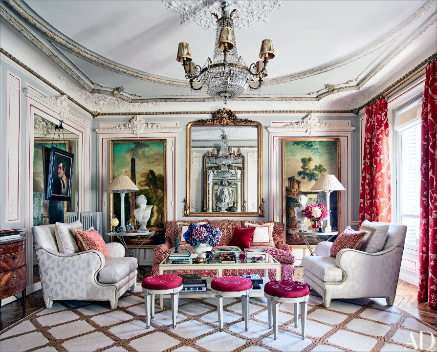 Press Interior Design News Architectural Digest April