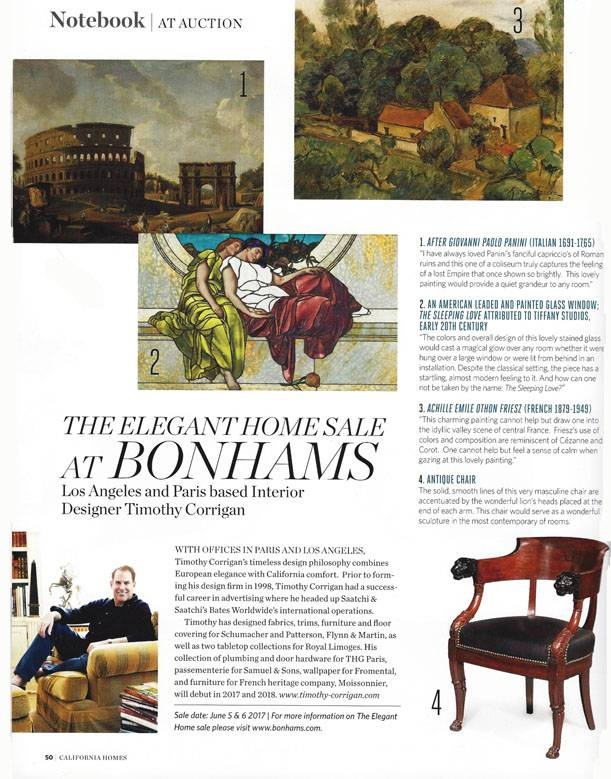 CA Homes Bonhams Corrigan