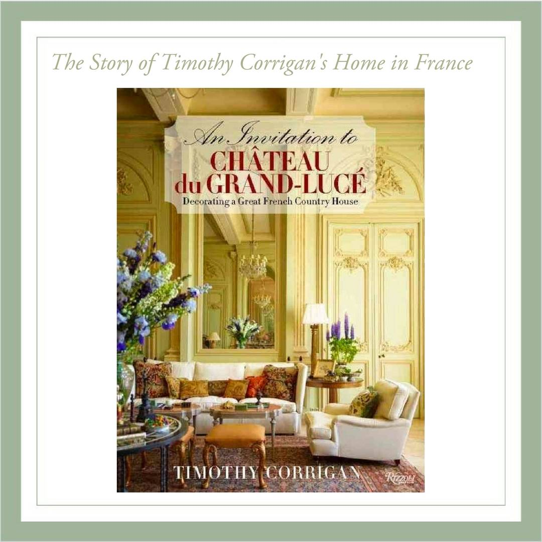 HC An Invitation to Chateau du Grand-Luce