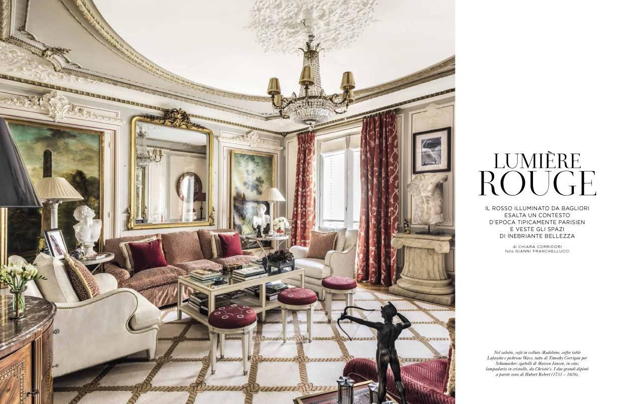 Press interior design news marie claire maison italia november