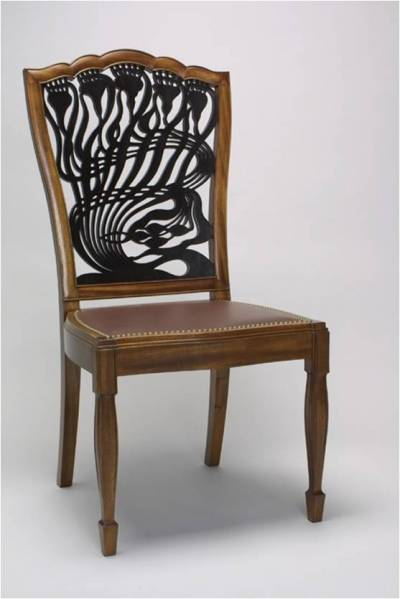 Arts And Crafts Antique Dining Chairs