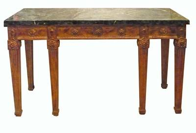 History Of British Furniture Styles Neoclicism And