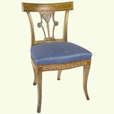 Italian Chair 1780