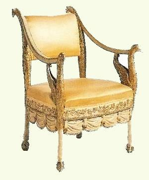 Russian Furniture Styles - 1800-1810 - Knowledge Center - Antiques ...