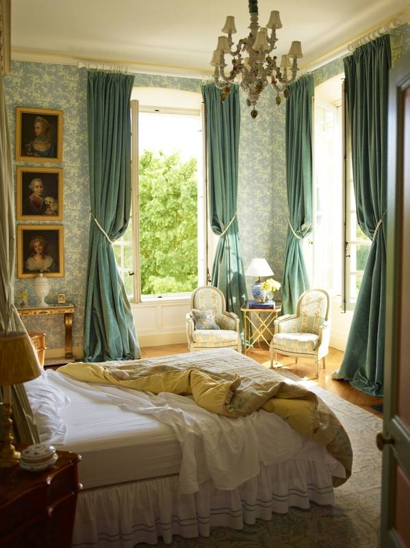 Bedrooms Interior Design Photo Gallery Timothy Corrigan