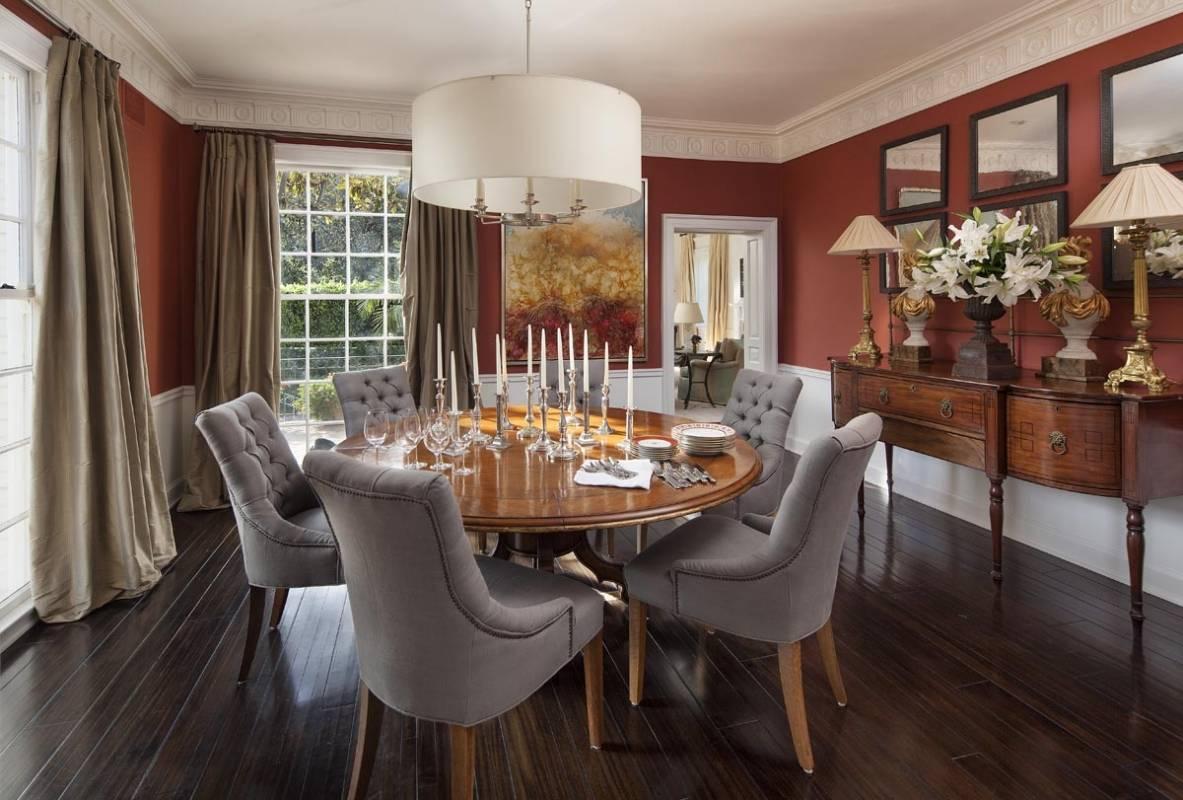 Dining Rooms - Interior Design Photo Gallery - Timothy Corrigan