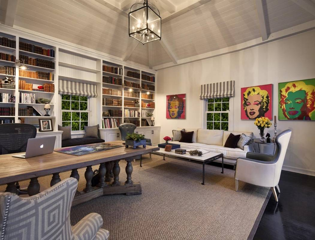 Libraries and Family Rooms Interior Design Photo Gallery Timothy