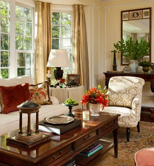 Top Interior Designer & Famous Interior Designs - Timothy Corrigan