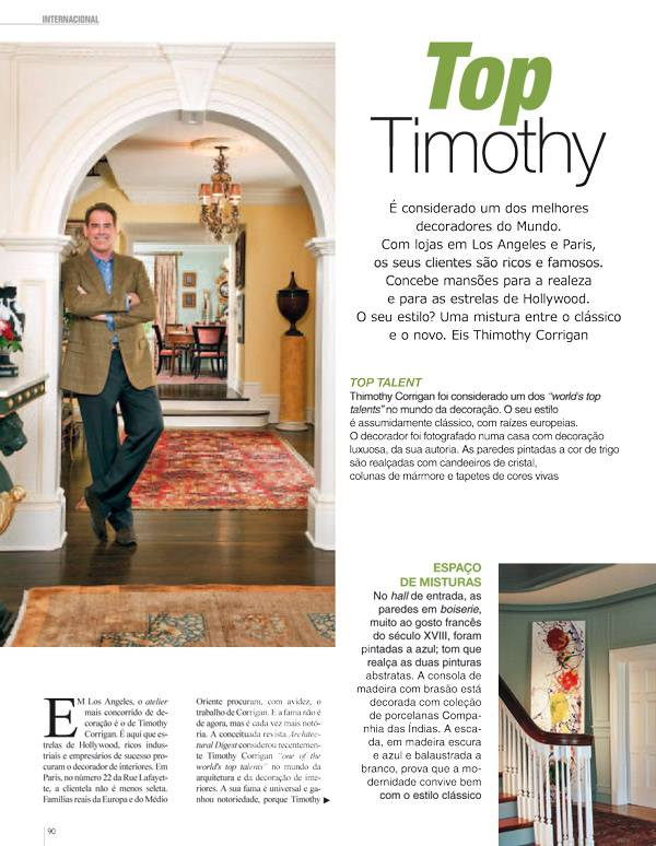 VIP Timothy Corrigan