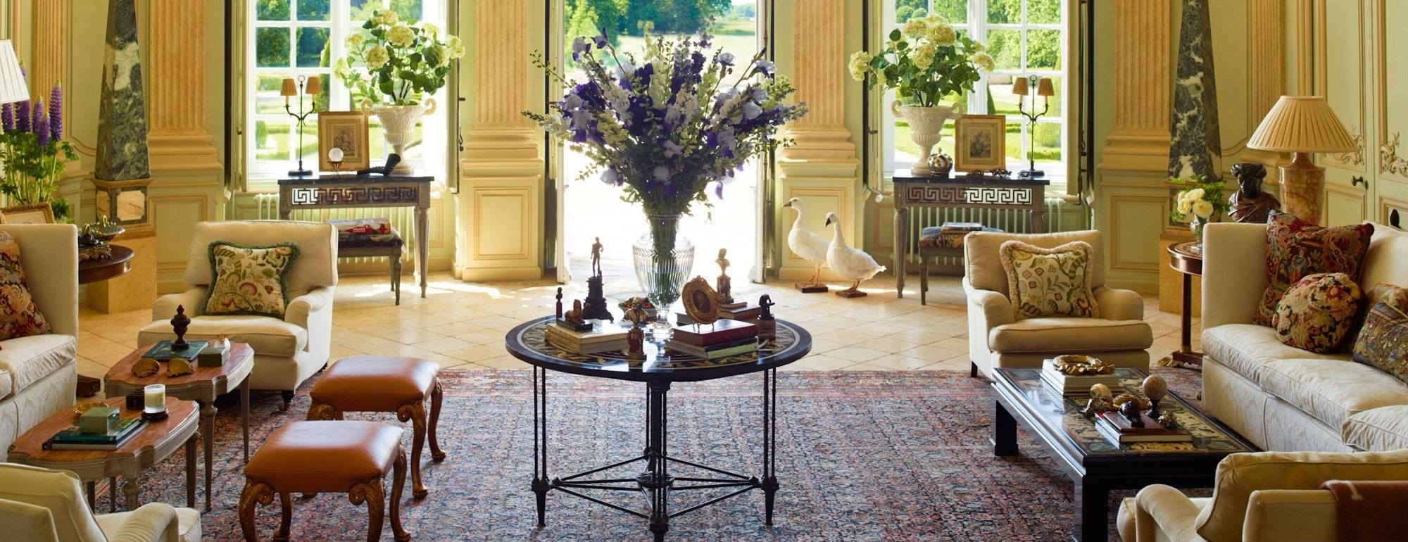 Top Interior Designer & Famous Interior Designs - Timothy ...