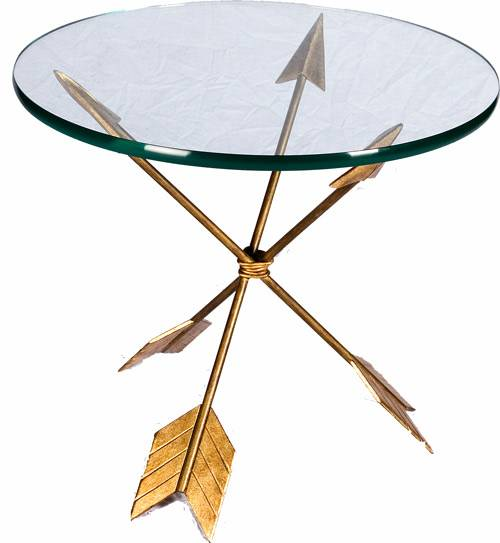 TCHf00018 Golden Arrow Table